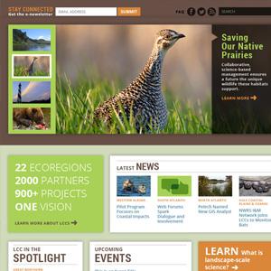 landscape conservation, nonprofit branding | Allegro Design | Portland, OR