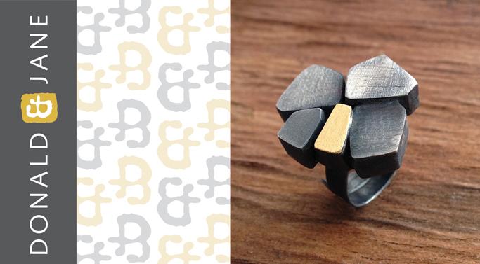 jewelry line branding  | Allegro Design | Portland, OR